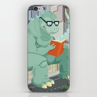 Godzilla iPhone & iPod Skin