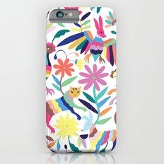 Creatures Otomi Print iPhone 6 Slim Case