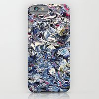 iPhone & iPod Case featuring garden party by j.Webster