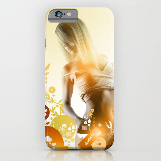 Granny Delicious iPhone & iPod Case