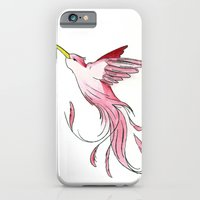 iPhone & iPod Case featuring Hummingbird by Eric Weiand