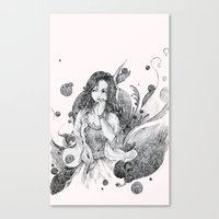 Things I've Never Seen Canvas Print