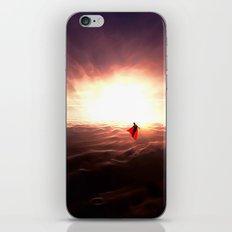 Ad lucem (Towards the light) Version 2 iPhone & iPod Skin