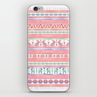 Mexican Blanket iPhone & iPod Skin