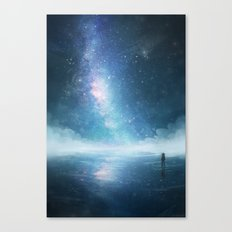 Expanse  Canvas Print