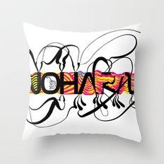 NOHARM Throw Pillow