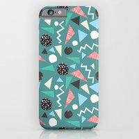 Shapes pattern iPhone 6 Slim Case