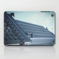 Who needs a hero? iPad Case