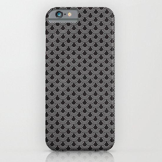 眞銀용갑옷 - Mithril DRAGON SCALES ARMOR CAPE iPhone & iPod Case