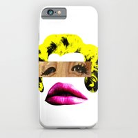 iPhone & iPod Case featuring Marilyn by Panic Junkie