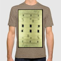 Landscapes C4 (35mm Doub… Mens Fitted Tee Tri-Coffee SMALL