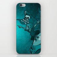 Bollocks iPhone & iPod Skin