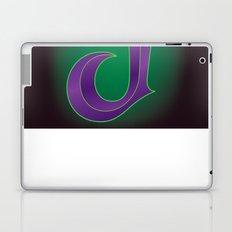 Alphabet J Laptop & iPad Skin