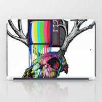 COLORS TV iPad Case