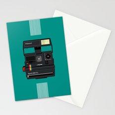 Polaroid II Stationery Cards