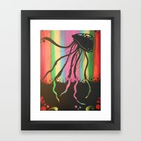 jellybelly Framed Art Print