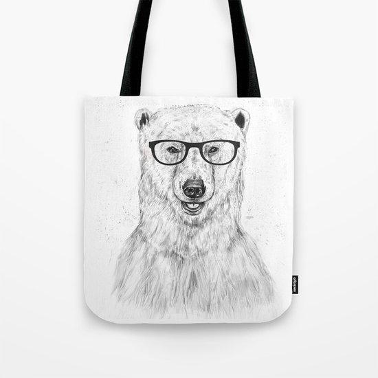 Geek bear Tote Bag