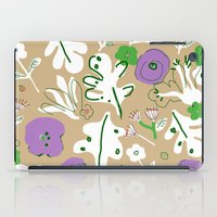 In My Garden iPad Case