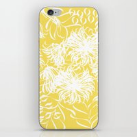 bright breezy iPhone & iPod Skin