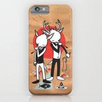 TASTE OF OUR THUMBS - THUMBS UP! BITTERSWEET iPhone 6 Slim Case