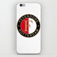 Feyenoord Rotterdam iPhone & iPod Skin