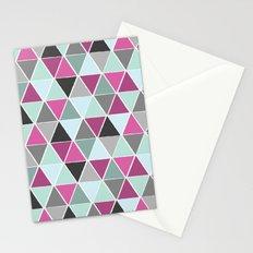 Triangulation Stationery Cards