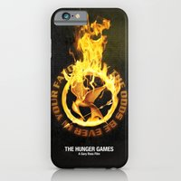 Hunger Games 2 iPhone 6 Slim Case