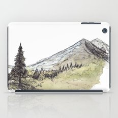 Fresh Mountain Err iPad Case