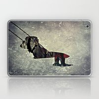 The swing (I have a bird inside me) Laptop & iPad Skin