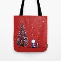 Merry Christmas Charlie … Tote Bag