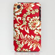 Tropical Eggnog Punch iPhone (3g, 3gs) Slim Case