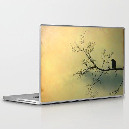 Solitude Mood Laptop & iPad Skin