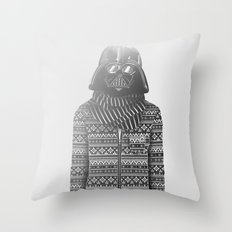 The Most Stylish Couple in Galactic 1 Throw Pillow
