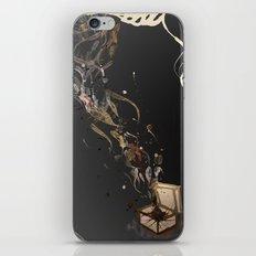 Chaos. iPhone & iPod Skin
