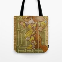 Ionic Asterion Tote Bag