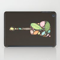 Let your Guitar Sing B-Side iPad Case