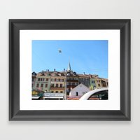 Switzerland 2010 Framed Art Print