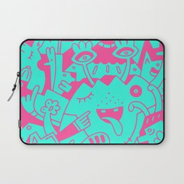 Laptop Sleeve - The Disconsolate Factory of Charles Grebbum - Mister Phil