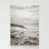 { sand, surf, sun } Stationery Cards