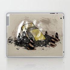 Where is? daddy Laptop & iPad Skin