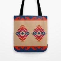 Daryl's Poncho Tote Bag