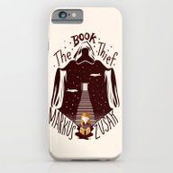 iPhone & iPod Case featuring The Book Thief by Risa Rodil