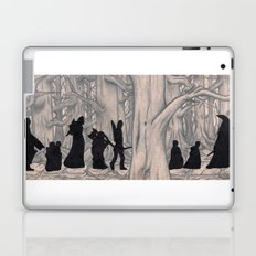On the way (The Fellowship of the Ring, LOTR) Laptop & iPad Skin