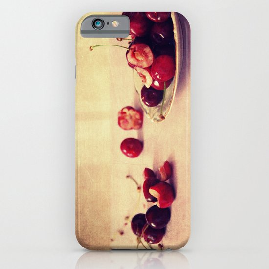 like cherries? iPhone & iPod Case