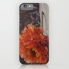 On a Garden Wall iPhone 6s Slim Case