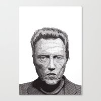 Christopher Canvas Print