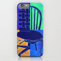 Take a Seat iPhone 6 Slim Case