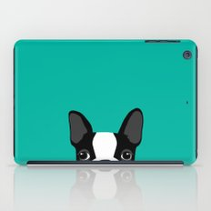 Boston Terrier iPad Case
