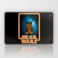 Bear Wars - Chompy Laptop & iPad Skin