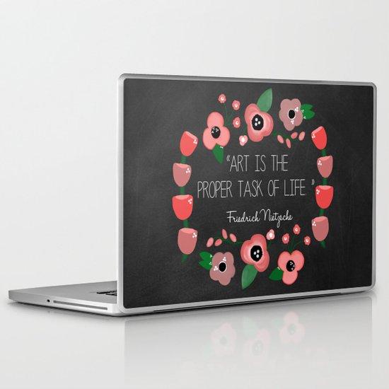 Art is Laptop & iPad Skin